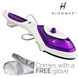 Amazon Price History for:Best Handheld Portable steamer and Iron for Clothes, home and travel, garment and fabric, Dry and Press, can be used for bedding, mattress. accessories included, bonus: Glove for protection from steam