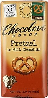 product image for Chocolove chocolate Bar Milk Pretzel, 2.9 oz