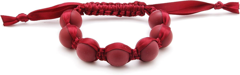 Spiced Wine CHB-1100-SPW Chewbeads Cornelia Teething Bracelet 100/% Safe Silicone