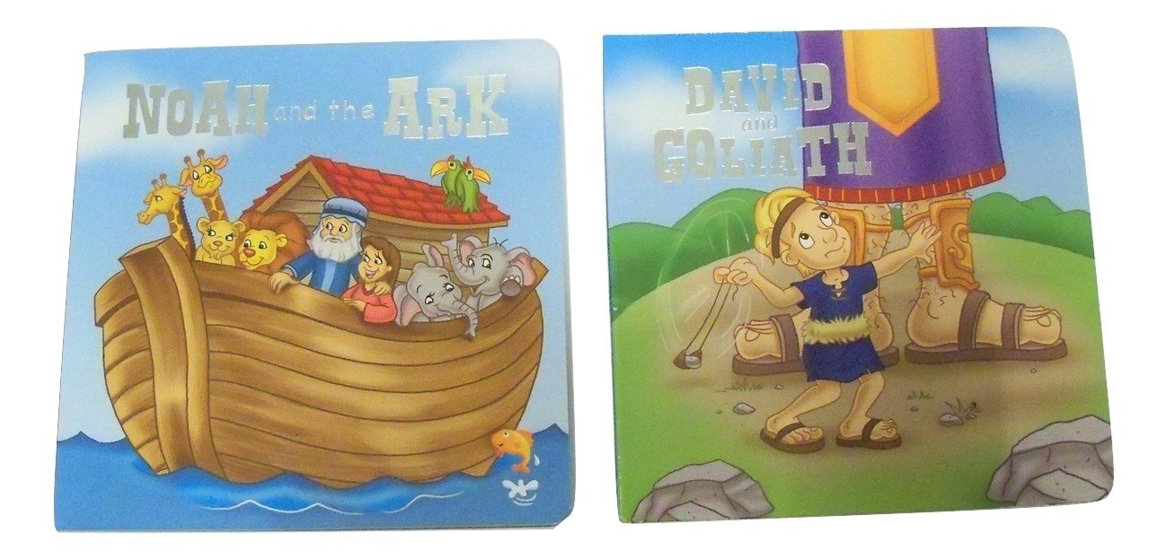 Candle Bible for Toddlers Noah Story Blocks