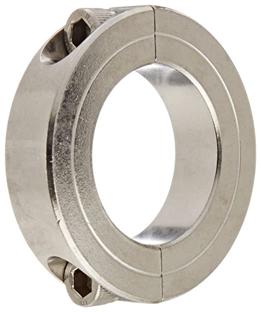 Stainless Steel GSCC-Series Clamp Coupling Climax Metal GSCC-100-100-S Pack of 3 pcs