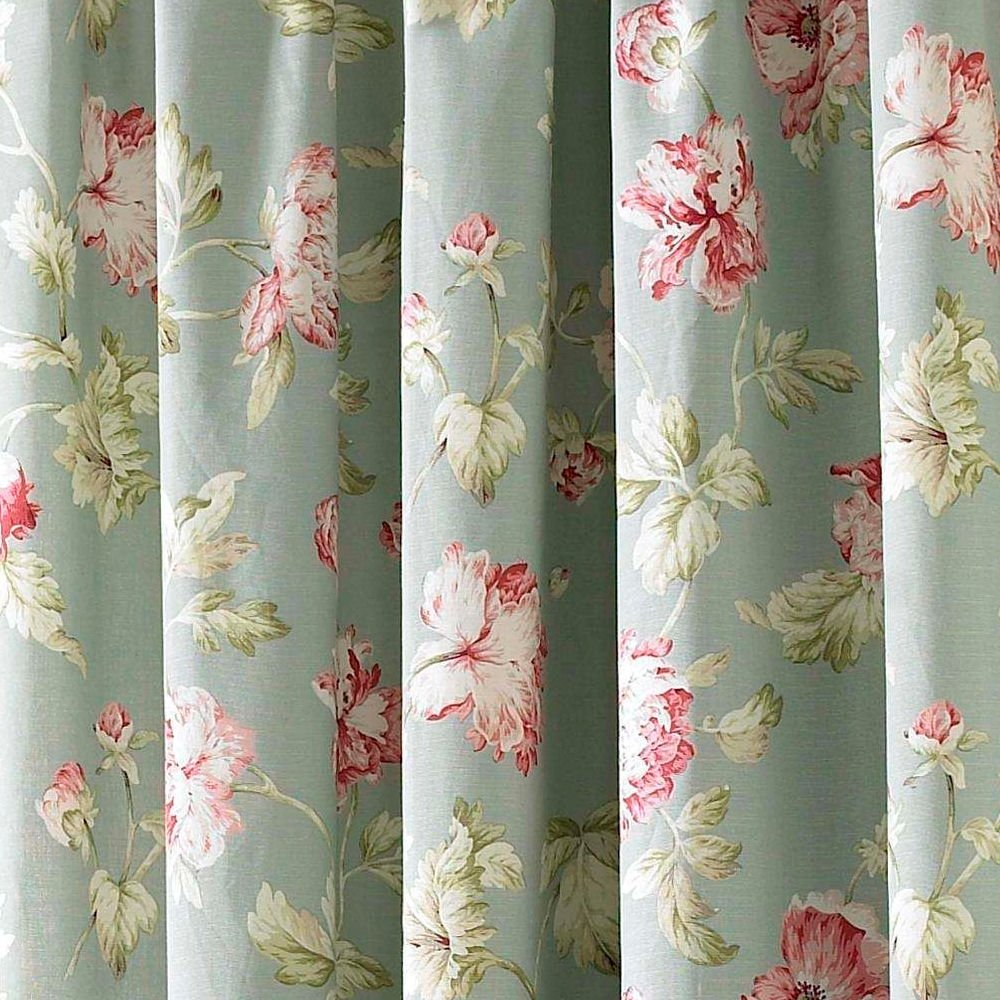 curtain looking what floret bathroom vintage stylish for curtains pin beautiful delicate a shower the