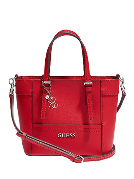 8ab369141112 GUESS Delaney Mini Tote  Amazon.ca  Clothing   Accessories