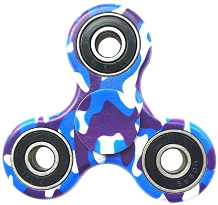 Mermaker Best FIDGET Spinner Toy For Relieving ADHD Anxiety Boredom EDC Tri