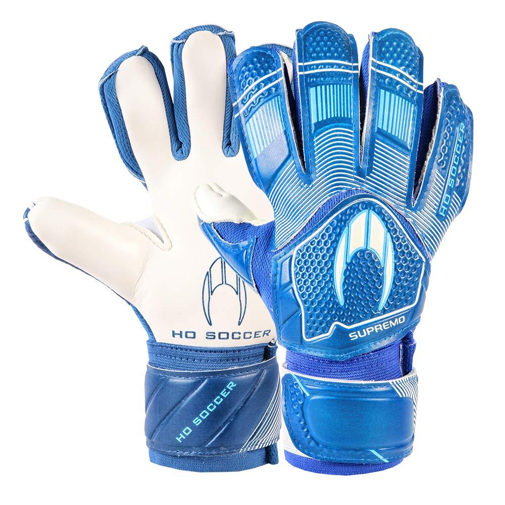 Ho soccer Clone Supremo II Negative Pacific Blue Guantes De Portero Unisex ni/ños