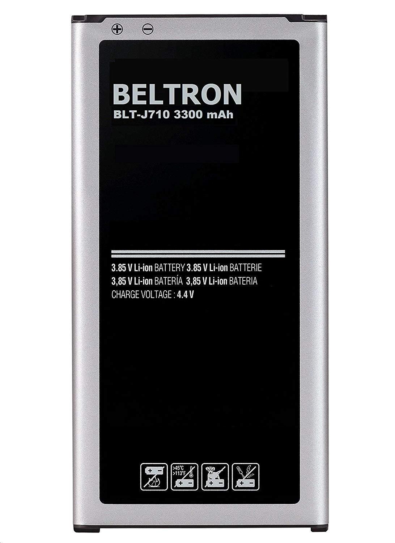 Bateria Celular 3300 Mah Beltron Para Samsung J7 2017 J7 Perx J7 Sky Pro J710 J727 Eb Bj710