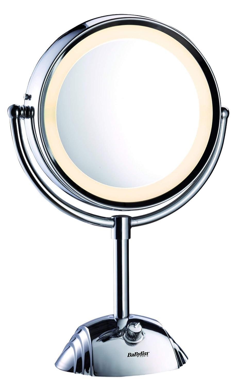 Babyliss 8438E Kosmetikspiegel 8-fach Vergrößerung
