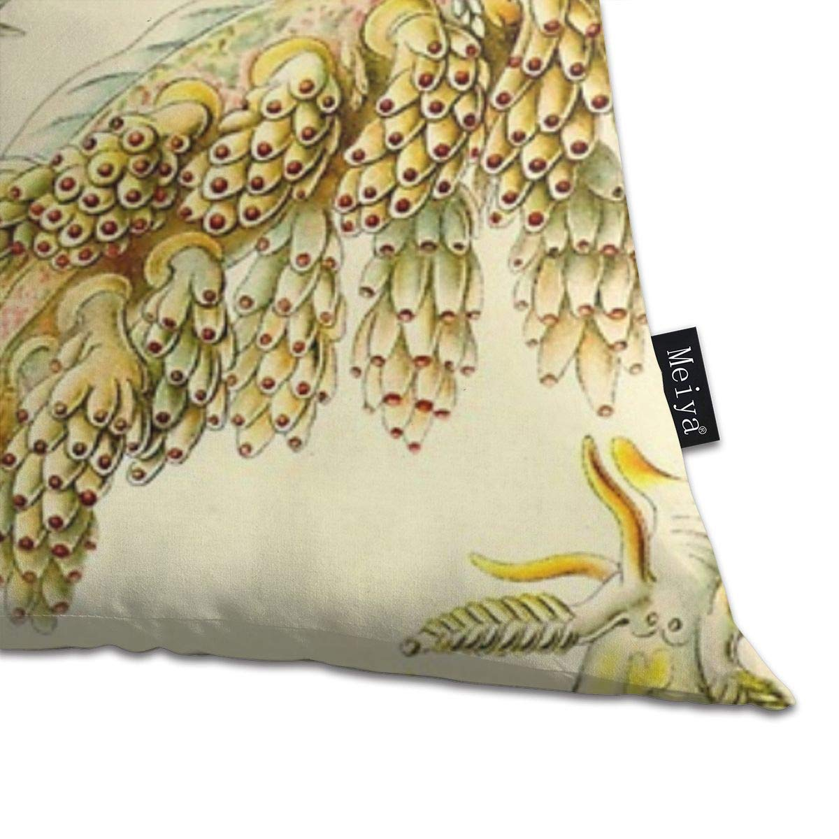 BlueBling Fashion Funny Throw Pillow Covers Sea Slug - Ernst ...