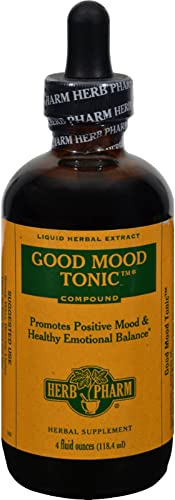 Herb Pharm – Good Mood Tonic Compound 4 oz