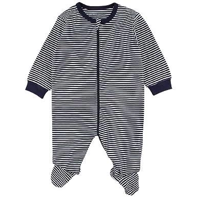 844a8b9d643b51 Fixoni 32763 - Baby Schlafstrampler Schlafanzug 100% Baumwolle ...