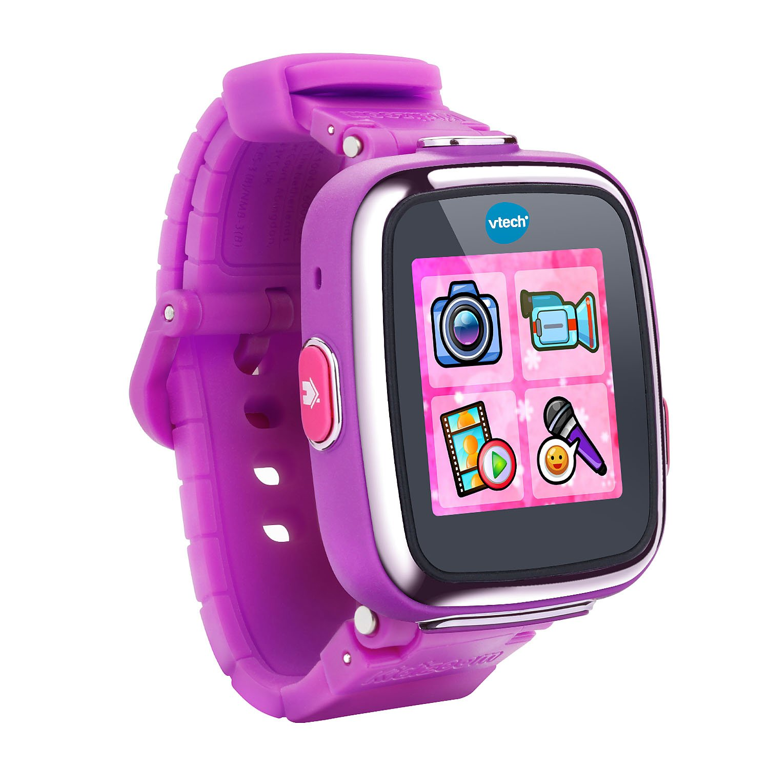 VTech Kidizoom Smartwatch DX - Purple by VTech