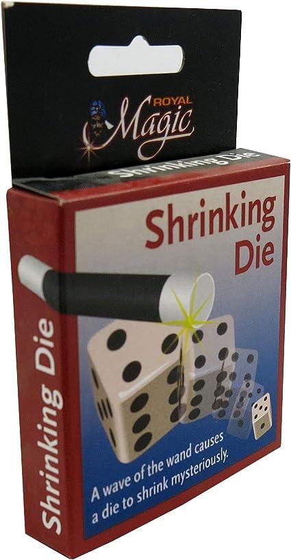 Shrinking Die by Royal Magic Trick