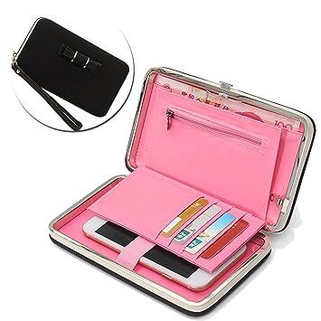 Geldbörse Damen Vandot Schöne Mode Design Mädchen Handy PU Leder Phone Hand  Seil Case Hülle Brieftasche 2347c34dcb