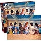Pink Floyd Back Art 1000 Piece Jigsaw Puzzle