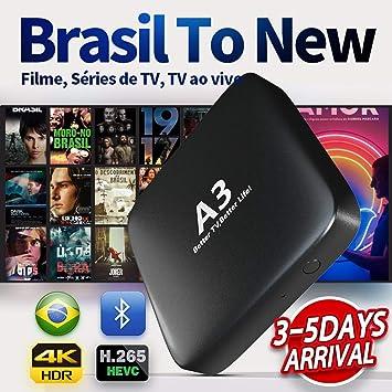 IPTV Brasil 2019 Caja A3 basada en A2 brasileño Mejor Que HTV 5 6 ...