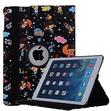 TechCode Estuche para iPad Air 1, iPad 5 Estuche, Estuche de ...