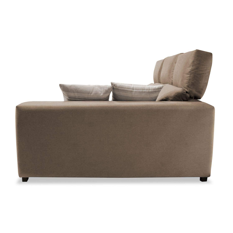 Muebles Baratos Sofa con Chaise Longue 3 plazas, Subida A ...