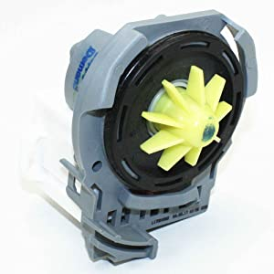 Supplying Demand W10348269 Dishwasher Drain Pump Fits W10084573, 8558995