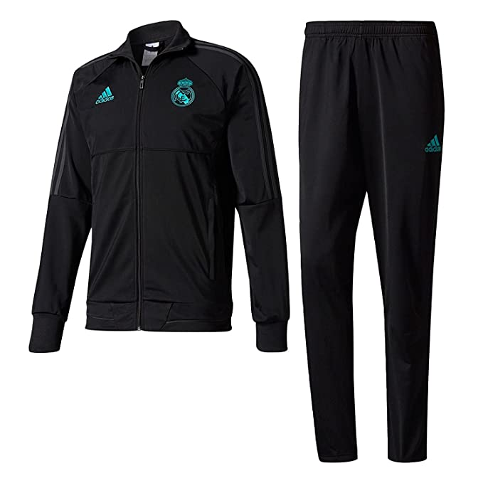 adidas Real Madrid Kinder Trainingsanzug