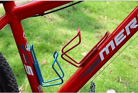 YiZYiF 2 pcs puerta bidones soporte botella aluminio para ...