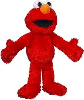 aa8e354fde8202 Sesame Street Let's Cuddle Elmo Plush Doll: 10