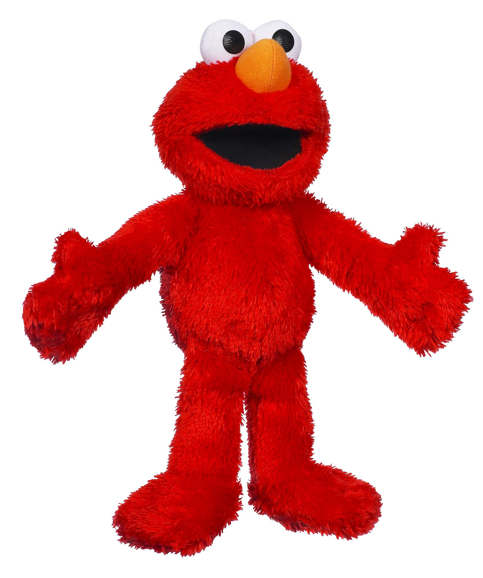 """Sesame Street Let's Cuddle Elmo Plush Doll: 10"""" Elmo Toy, Soft & Cuddly, Great for Snuggles, Elmo Toy for Kids 1 Year Old & Up (Amazon Exclusive)"""