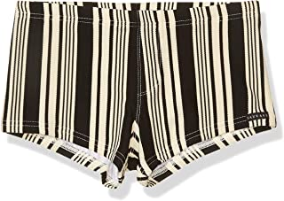 product image for Sauvage Men's Italian Woven Tuscan Stripe Squarecut Brief