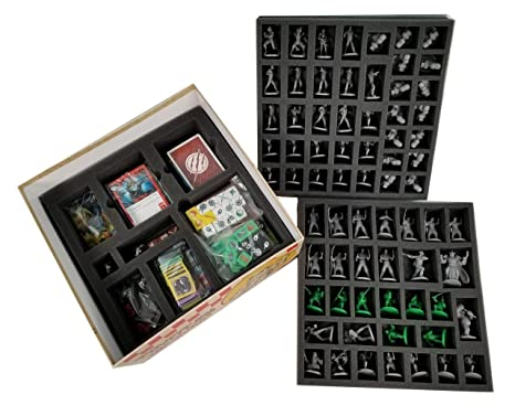 Amazon.com: TMNT Shadows of The Past Game Foam Tray Kit ...
