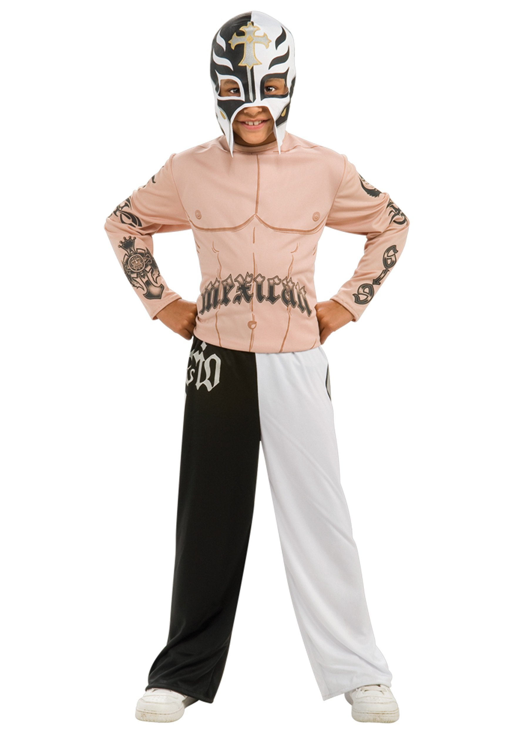 Rey Mysterio Jr Costume - Large by Rubie's