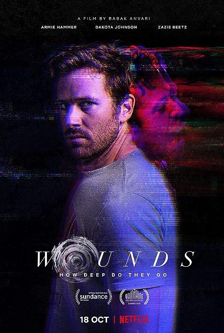 printdesign Wounds - Movie Poster Wall Decor Cartel de la ...