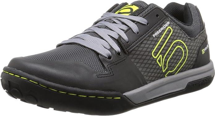 Five Ten Freerider Green//Grey Mountain Bike Flat Pedal Cycling Shoes