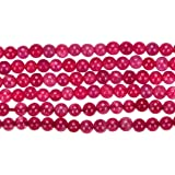 2mm Round Pink Jade Gemstone Beads 15''L by TheTasteJewelry