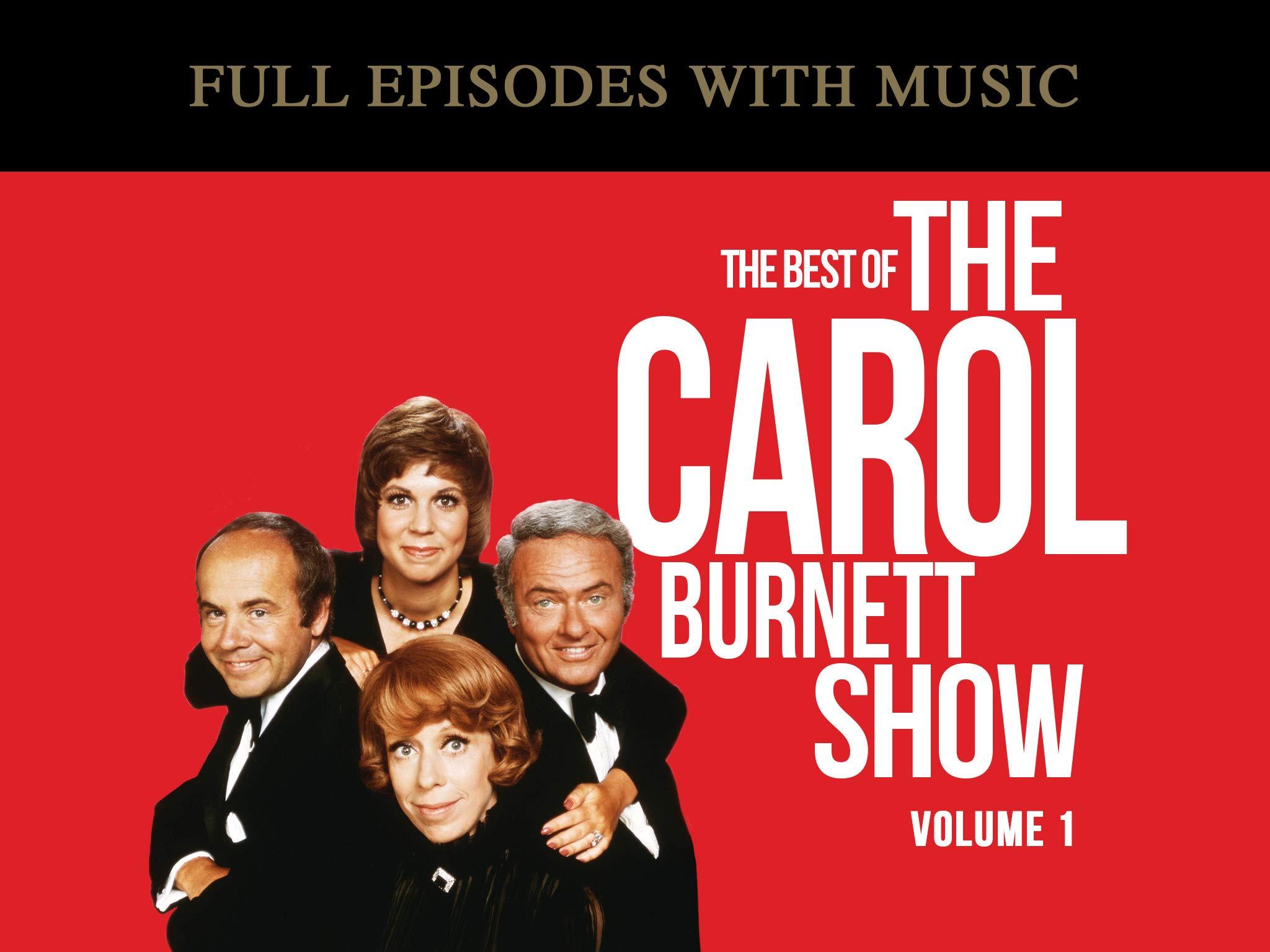 The Best Of The Carol Burnett Show - Season 1