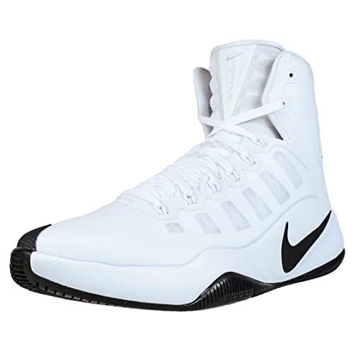 4eeda5c46b17 Nike Hyperdunk 2016 TB White Black Men s Basketball Shoes Size 14  Buy  Online at Low Prices in India - Amazon.in