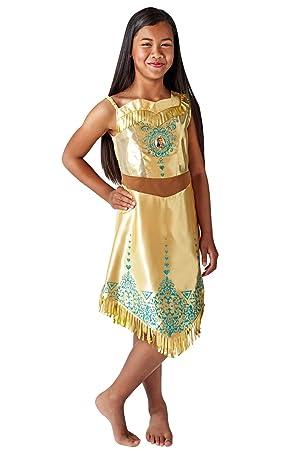Rubies 640730S Disfraz de princesa Disney Pocahontas Gem ...