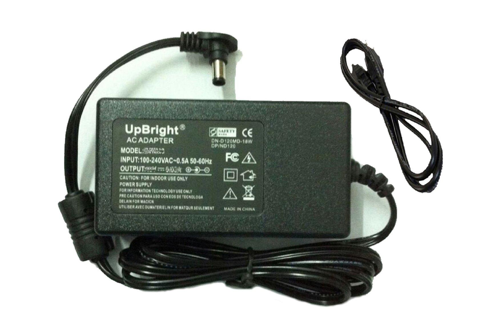 UpBright 48V AC Power Adapter For Polycom PSC18U-480 1465-42740-001 IP Phone VVX 300 301 310 311 400 401 410 SoundPoint 2200-17671-001 SoundStation IP 5000 6000 560 670 Avaya 1692 48VDC 0.31A - 0.4A