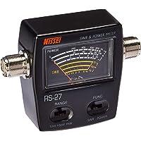 Medidor de Ondas estacionarias y vatímetro NISSEI RS-27