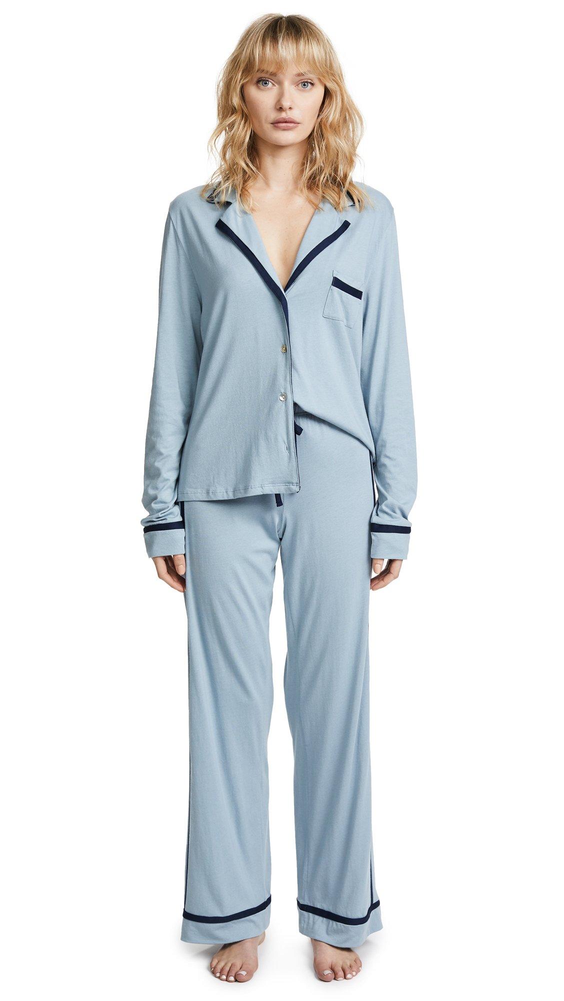 Cosabella Women's Amore9541, bathe Blue/Navy Blu, Medium