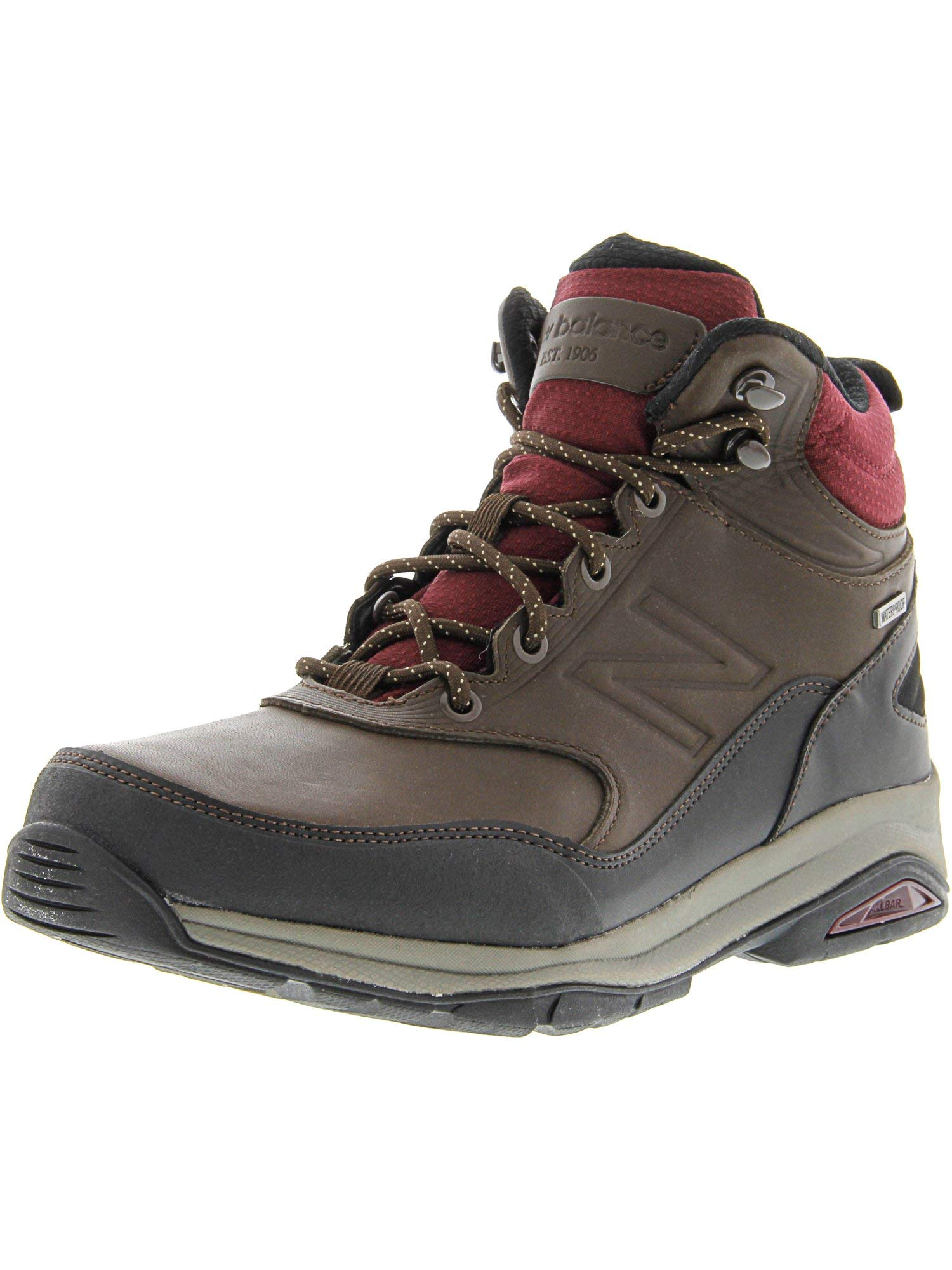 New Balance Women's Ww1400 Db Ankle-High Leather Backpacking Boot - 6.5M by New Balance