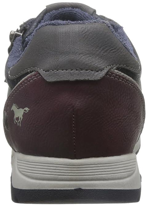 Mustang 4106 306 820, Scarpe da Ginnastica Basse Uomo