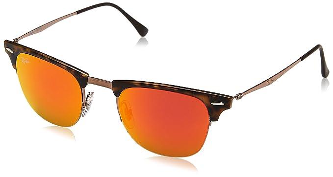 Ray-Ban RB8056 Gafas de Sol, Marrón (Shiny Light Brown Frame ...