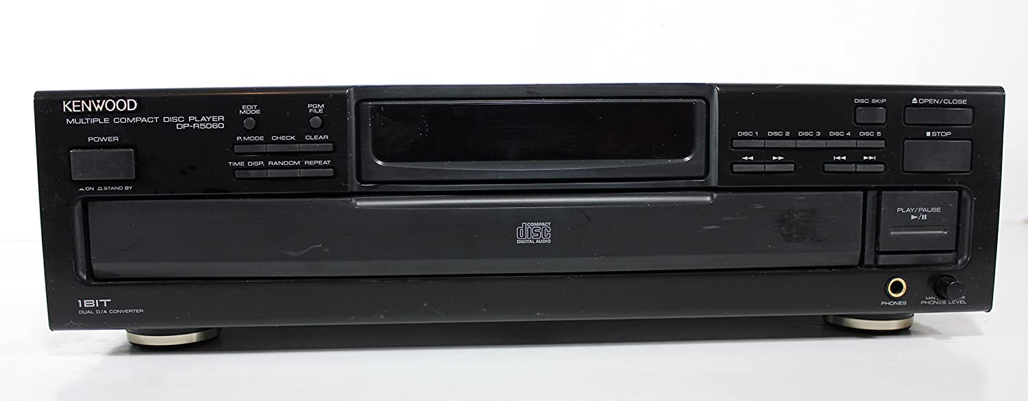 Kenwood DP-R5060 5 Disc Multi Compact Disc Player Changer