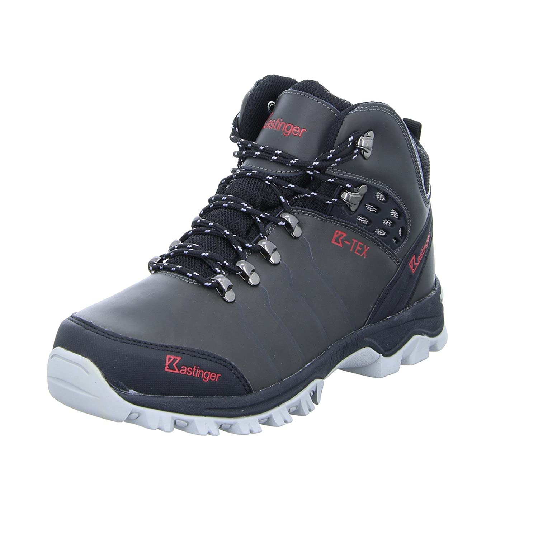 289b3fd3926 Kastinger Men's Hiking Shoes Black Black-Charcoal: Amazon.co.uk ...