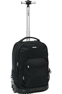 Amazon.com   Star Wars Luggage Stars Wars bb8 Blue Print Light Up 16 ... 8e3cd1921a