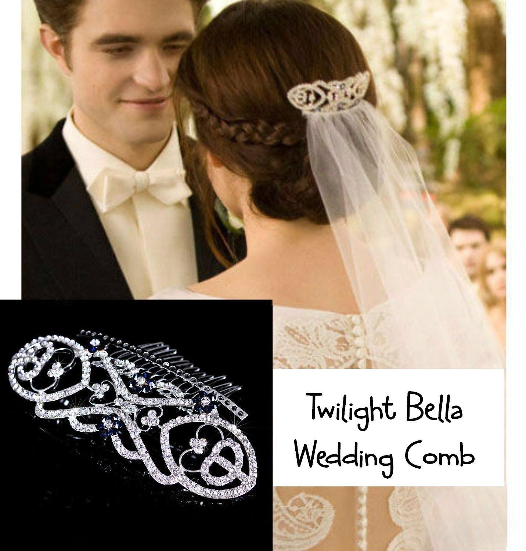 Amazon.com : Twilight Breaking Dawn Replica Jewelry Bella Wedding ...