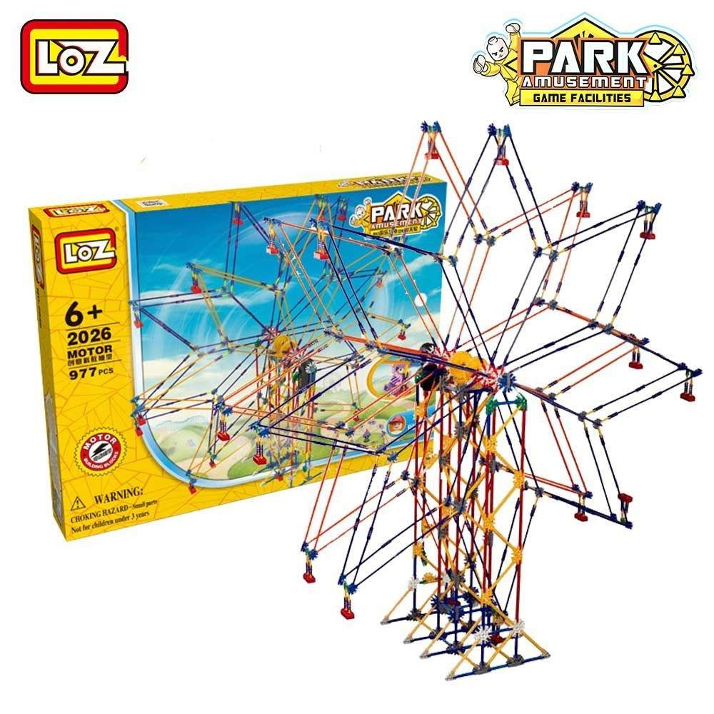LOZ Park Amusement Game Machine 2026