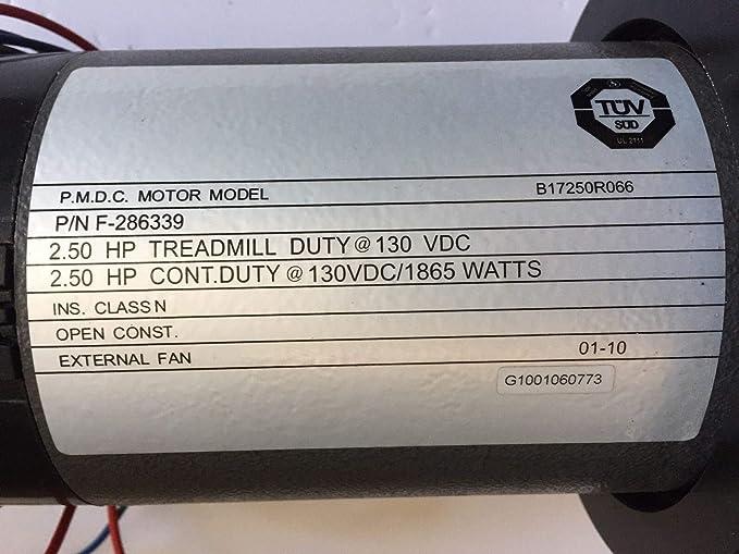 Icon Health & - Fitness, Motor de transmisión Inc. 2.25hp 293895 ...