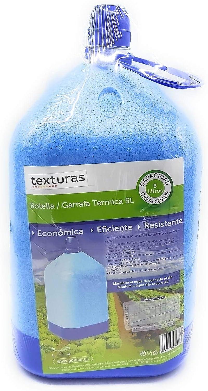 CONFORTEX - Botella-Garrafa Térmica Camping 5 L