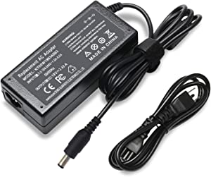Domallk 19V 3.42A 65W PA3714U-1ACA AC Laptop Charger for Toshiba Satellite C55 C55-A C655 C850 C50 L755 C855 L655 L745 P50 C855D C55D S55;Toshiba Portege Z30 Z930 Z830 with Power Supply Cord 5.52.5