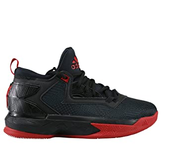 bb0d8bc64e6ef0 adidas - D Lillard 2.0 Shoes - Core Black - 4.5  Amazon.co.uk  Shoes   Bags